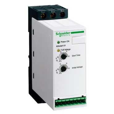 Schneider Electric. Устройства плавного пуска