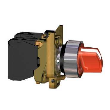 Кнопки, переключатели и светосигнальная арматура