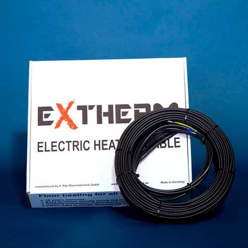 Кабель нагревательный двужильный ETС ECO