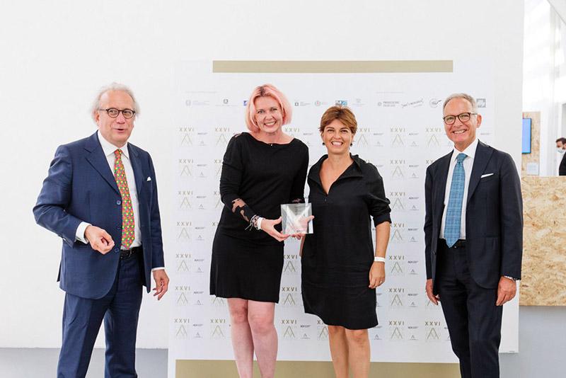Электроблюз-Bticino-Compasso-d'Oro-Prize