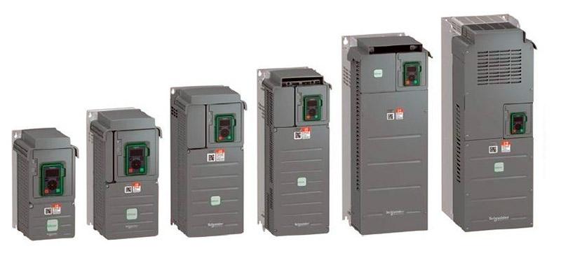 АЭСЗ-преобразователь-частоты-Schneider-Electric-Altivar-610
